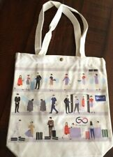Airlines Canvus Tote Bag China Airlines Rare Collectible New