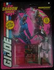 Hasbro GI Joe Shadow Ninjas - NUNCHUK Action Figure
