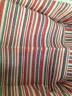 Longaberger Letter Tray Basket Liner ~ Market Stripe
