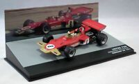 Lotus 72 C (Emerson Fittipaldi - German GP 1971) in Red (1:43 scale by Ex Mag KG