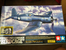 1/32 Tamiya Vought F4U-1 Birdcage Corsair With Extra Decals  - US Only