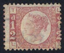 1870 SG 48 1/2d Rose Plate 8 LT Fine Unused Cat. £600.00