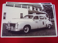 1950 CHECKER TAXI CAB   11 X 17  PHOTO   PICTURE