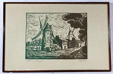 LITHOGRAPHIE signée Lilian MARIN numérotée 258/450 Dimensions : 30 x 45 cm