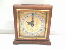 Vintage Other Wooden Antique Mantel & Carriage Clocks