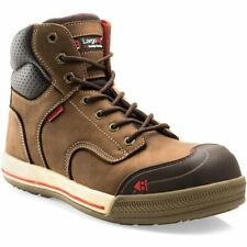 Buckler EAZY BR Largo Bay S3 HRO SRC Safety Lace Sneaker Boot - Brown