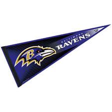 """Baltimore Ravens Full Size 12"""" X 30"""" NFL Pennant"""
