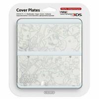 NEW Nintendo 3DS Cover Plates No.039 Super Smash Bros.  () w/Tracking