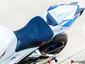 BMW S1000RR Seat Cover 2015 2016 2017 2018 Black Red Blue Carbon Look Luimoto
