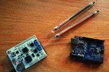 Nixie IN-9 Bargraph Clock Arduino Shield