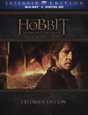 HOBBIT, THE: TRILOGY (EXTENDED EDITION+ULTRAVIOLET)