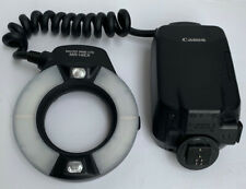 CANON MR-14EX MACRO RING LITE - MINT - WORKS GREAT
