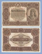 Hungary, 100 korona, 1920, UNC, P 63