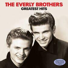 THE EVERLY BROTHERS GREATEST HITS - 2 LP GATEFOLD SET - VINYL