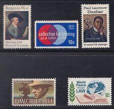 USA (203) 5 Pwz West, Partnerschaft, Dunbar, Griffith, Juristen aus Jg 1975 **