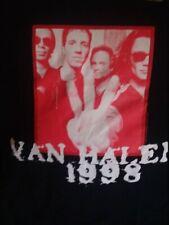 Vintage Van Halen 1998 Van Halen 3 U.S. Tour T-Shirt.