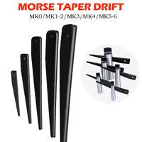 Engineers MK0/MK1-2/MK3/MK4/MK5-6 Morse Taper Drill Drift Key Quality Tool New