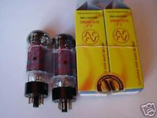 JJ ELECTRONICS 6L6GC MATCHED POWER TUBES FOR GTR AMPS