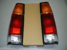 fanale posteriore dx e sx nissan king cab anno 87>96 nuovi con portalampade
