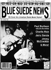 Blue Suede News #33 Johnny Burnette Jimmy McCracklin