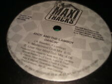 "ANDY AND THE LAMBOY DANCIN' 12"" 1996 MAXI 2046"