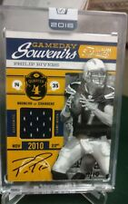 2016 Honors Philip Rivers San Diego Chargers Recollection OnCard Auto Relic#7/10