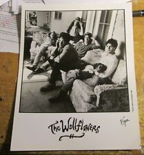 Wallflowers Promotion Photo Vintage 90'S Promo Shot 8 X 10 Collectable