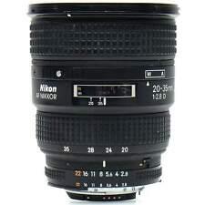 Nikon AF 20-35mm f2.8 D Zoom Lens with Hood