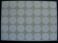 250 All Purpose Removable Adhesive Price Labels Tags Stickers Round 34