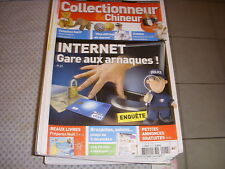 COLLECTIONNEUR CHINEUR 092 19.11.2010 PELUCHES STEIFF BOUTONS de MARINE STARLUX