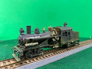 AHM-Rivarossi HO Heisler Locomotive for Parts or Repair