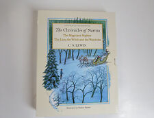 The Chronicles of Narnia by C S Lewis- Full-Color Gift Edition Box Set
