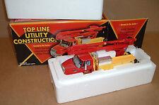 BOOM TRUCK INTERNATIONAL 4400 NIB Altec Top Line Utility Toy 1st Gear