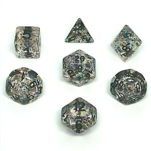 """RPG Polyhedral 7pc Dice Set """"ARCTURIAN"""""""