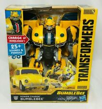 Transformers Bumblebee Power Charge Action Figure
