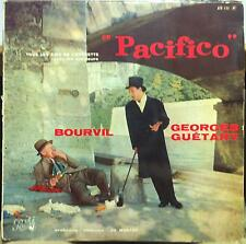 Jo Moutet & Georges Guetary - Pacifico LP VG 33 ATX 133 Pathe 1959 Record
