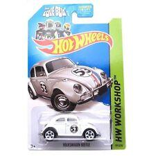 2013 Hot Wheels HW Workshop HERBIE -The Love Bug VW Beetle 191/250 BFD65 +3 1:64