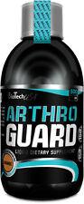 BioTech USA Arthro Guard liquid 500ml MSM Collagen FREE WORLD SHIPPING !