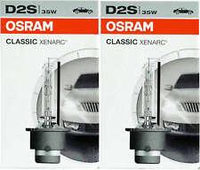 2X D2s Xenon Brenner Osram Xenarc Scheinwerfer Lampe Birnen Lampen Original 35W