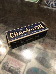 Champion Spark Plug Vintage Unused