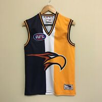 West Coast Eagles 2007 AFL Football Jumper Guernsey Mens Small