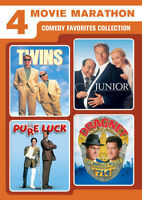 4-Movie Marathon: Comedy Favorites [New DVD] 2 Pack, Snap Case