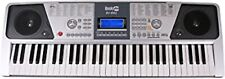 RockJam Elektro Keyboard  Piano 61 Tasten Digital Musikinstrument 50 Demosongs