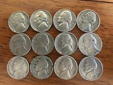 Lot Of Old Nickels Gold American Eagle Money Clip For Sale Too...