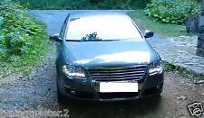 Coppia fari fanali anteriori TUNING VW PASSAT CC, 08-12 cromati H7+H7+H7 con mot
