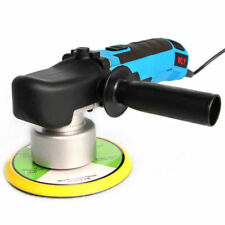 "6"" Electric Variable Speed DA Car Polisher Buffer Waxer Sander Detail Boat Truck"