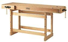 Sjobergs Sjo-33279 Large Beech Woodworkers Cabinetmaking Workbench Scandi Plus