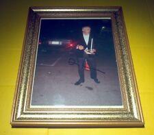"""""""Dennis Hopper"""" signed ulra-rare photo!!!...in L.A.!!!"""