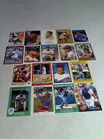 *****Ivan Rodriguez*****  Lot of 85 cards.....84 DIFFERENT / Baseball