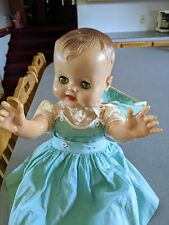 """Arranbee R&B 19"""" Baby doll Original Box and Clothes 1957"""